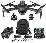 rzoizwko Drone, GPS Drones con cámara 4K HD para Adultos, Drone...