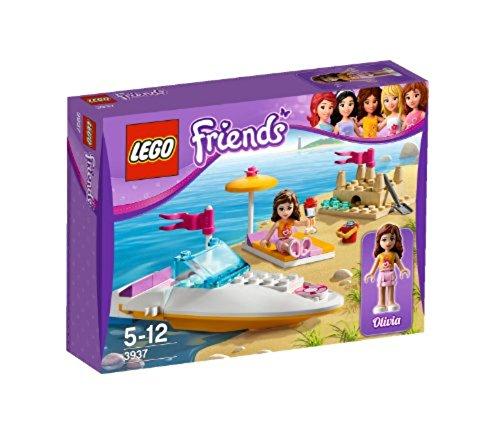 Lego 3937 - Friends: Olivias Rennboot