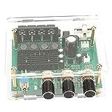 Scheda amplificatore audio, scheda amplificatore di potenza a doppio canale AC12-17V/DC 12...