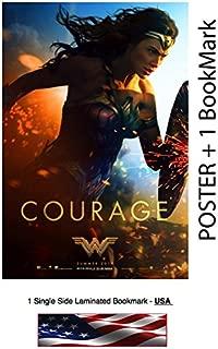 Wonder Woman (2017) Advance - Movie Poster - Size 24