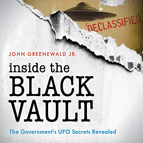 Inside the Black Vault cover art