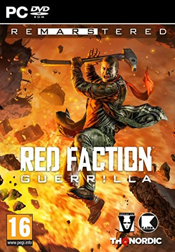 Red Faction Guerrilla Remastered - Pc