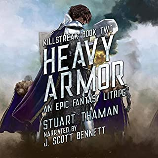 Heavy Armor cover art