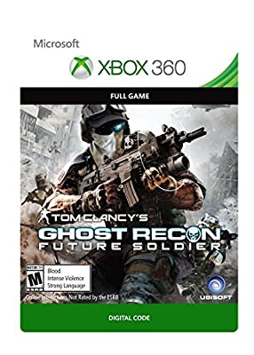 Ghost Recon: Future Soldier - Xbox 360 [Digital Code] from Ubisoft