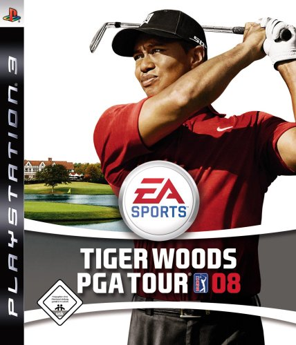 Tiger Woods PGA Tour 08 [Edizione: Germania]