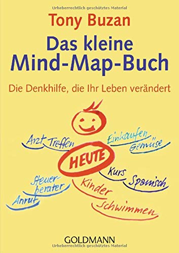 Das kleine Mind-Map-Buch: Die Denkhilfe, die Ihr Leben verändert