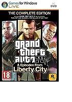 グランドセフトオート5(完全版) PEGI18バージョン英国のインポート Grand Theft Auto 5 (The Complete Edition) PEGI 18 version UK Import