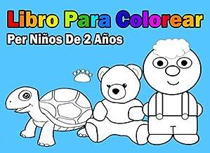 Libro Para Colorear Per Niños De 2 Años