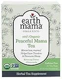 Earth Mama Organic Peaceful Mama Tea - 16 ct