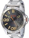 Hugo Boss Orange - Orologio al quarzo da uomo, display analogico classico e cinturino in acciaio inox - 1513317