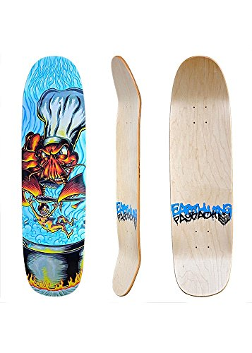 "Earthwing Skate Skateboard Deck. Earthwing Deck Payback Lobster 8,5"""