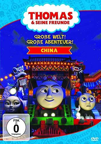 Große Welt, große Abenteuer: China