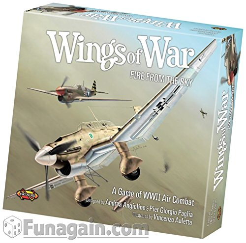 CAGO Fire from The Sky   Wings of War 2WW Grundset