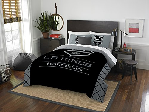 LA Kings comforter and sham set