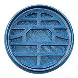 Cuticuter Dragon Ball Simbolo di Biscotti, Blu, 8x 7x 1.5cm