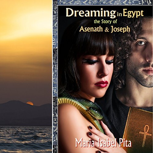 Dreaming in Egypt audiobook cover art