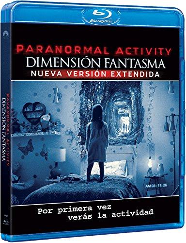 Paranormal Activity: Dimensión Fantasma [Blu-ray]