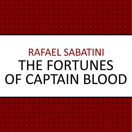 The Fortunes of Captain Blood cover art