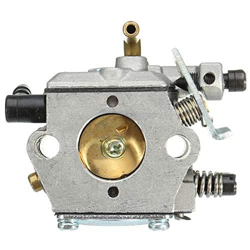 RUIXINLI Kit de Servicio de Ajuste de carburador para ST IHL MS240 MS260 WALBRO WT 194 Reemplazo del carburador