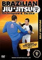 Brazilian Jiu-Jitsu Techniques: Self Defense [DVD]