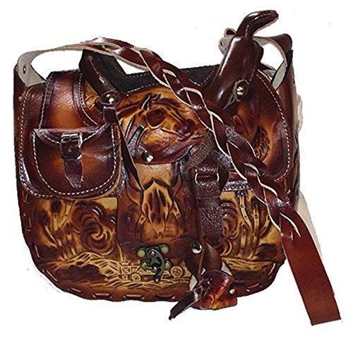 Tasche Handtasche Schultertasche Westerntasche Sattel 100{48219f7acf39277119bce74ed6cdd12a8423d411e8e7d9db2b4337fbb24fd54c} Leder