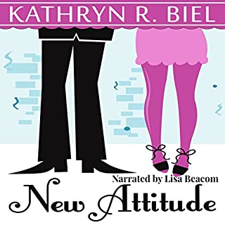 New Attitude     A New Beginnings, Book 2              By:                                                                                                                                 Kathryn R. Biel                               Narrated by:                                                                                                                                 Lisa Beacom                      Length: 6 hrs and 18 mins     Not rated yet     Overall 0.0