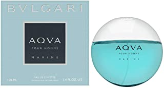 Bvlgari Aqva Marine Pour Homme by Bvlgari 3.4 Fl Oz 100ml EDT Spray