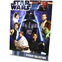 Topps Star Wars Movie Sticker Collection 2012 - Álbum de pegatinas