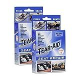 Tear-Aid Vinyl Seat Repair Kit, Blue Box Type B (2 Pack)