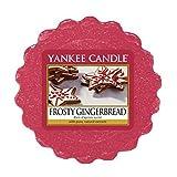 Candela Yankee Candle Frosty Gingerbread Tart da fondere