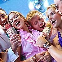 Microfono Senza Fili per Bambini Bluetooth, Regalo per Bambina da 4-11 Anni Microfono per Ragazza Ragazzo Cartone Animato iPhone Famiglia di Compleanno per Android Regalo Giocattolo #6