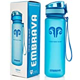 Best Eco Friendly Water Bottles - Embrava Best Sports Water Bottle - 18oz Small Review