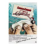 IDOLN1 Posters and Prints UP in Smoke Movie Cheech and Chong Weed Art Poster Canvas Painting Home Decor -20x30 Inch No Frame 1 PCS