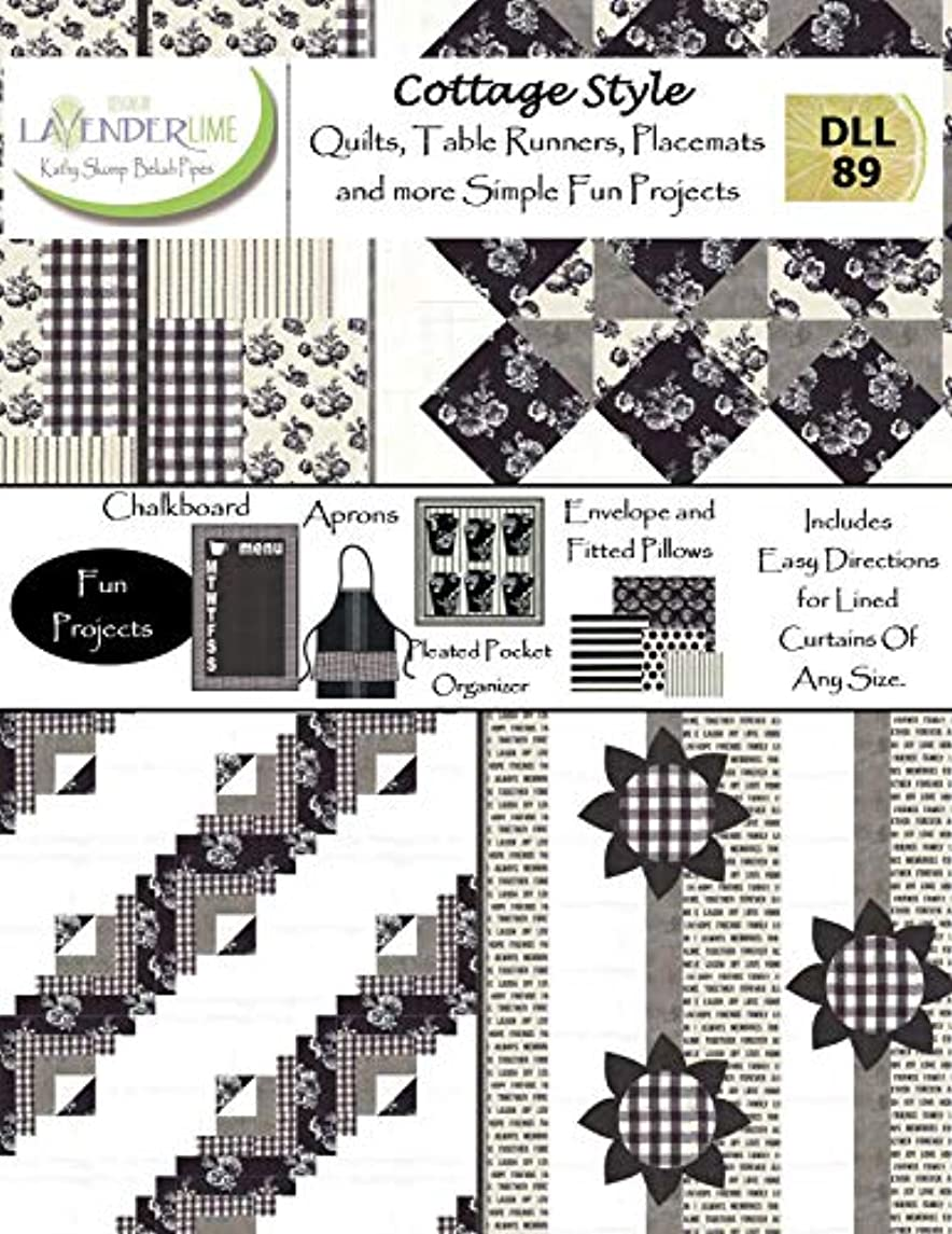 Lavender Lime Quilting DLL89 Cottage Style Notions