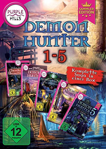 Demon Hunter 1-5 [