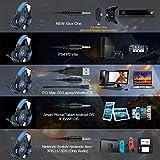 Zoom IMG-2 yinsan tm5 cuffie gaming per
