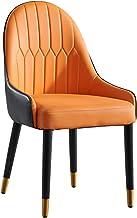 Eervff Krzesło Skandynawskie Nowoczesne Minimalistyczne Krzesło Do Jadalni W Domu Z Litego Drewna Krzesło Recepcyjne O Wys...