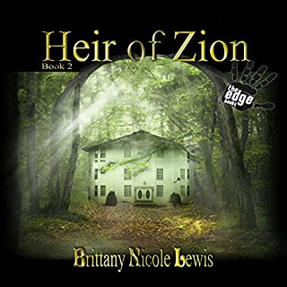 Heir of Zion     The Zion Series, Book 2              By:                                                                                                                                 Brittany Nicole Lewis                               Narrated by:                                                                                                                                 Rick Barr                      Length: 3 hrs and 18 mins     9 ratings     Overall 4.2