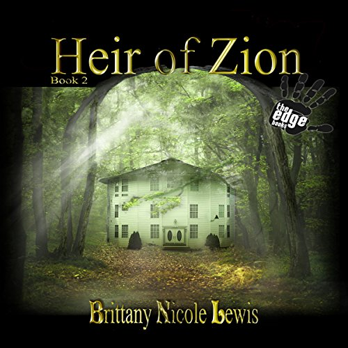 Heir of Zion audiobook cover art