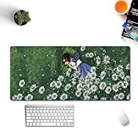 大型マウスパッドアニメマウスパッド ゲーミングマウスパッドデスクマウスパッド 滑り止め 防水800*400*3MM