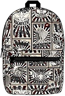 Disney Dumbo Sublimated Print Backpack
