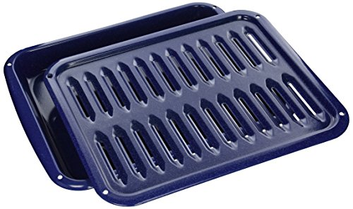 Frigidaire 5304442087 Range/Stove/Oven Broiler Pan, 1', Blue
