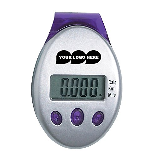 Best Prices! CloseoutPromo Deluxe Multi-Function Pedometer - 100 Quantity - $1.89 Each – Promotion...