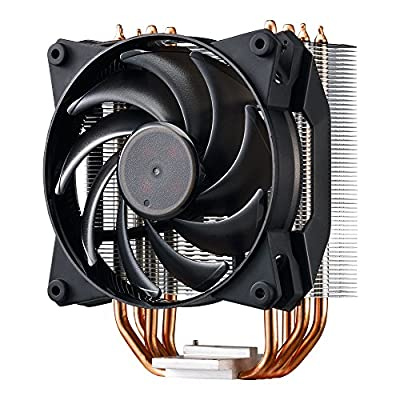 Cooler Master Hyper Compact CPU Cooler with Dual Looped Direct Contact Heatpipes
