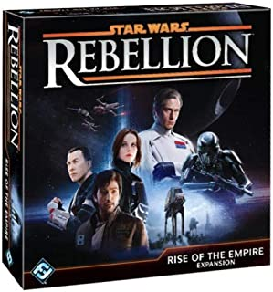 Star Wars Rebellion Rise of The Empire Strategy Game