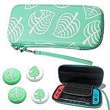 1 PC De Protection Pouce Grip Caps Portable Animal Crossing Housse De Transport Sac De Stockage pour Nintendo Switch/Switch Lite De Stockage (Sac d'interrupteur en Nylon)