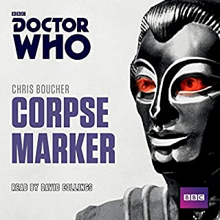Doctor Who: Corpse Marker cover art