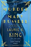 Image of The Murder of Mary Russell: A novel of suspense featuring Mary Russell and Sherlock Holmes