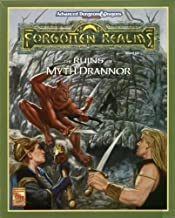 The Ruins of Myth Drannor (Advanced Dungeons & Dragons: Forgotten Realms)