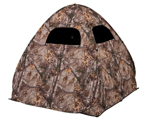Ameristep Gunner Hunting Ground Blind, Realtree Xtra Camo
